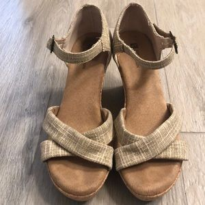 Beautiful, comfortable wedges